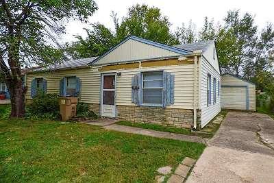 Single Family Home For Sale: 1513 E Frontenac St
