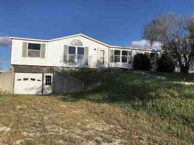 Winfield KS Single Family Home For Sale: $36,000