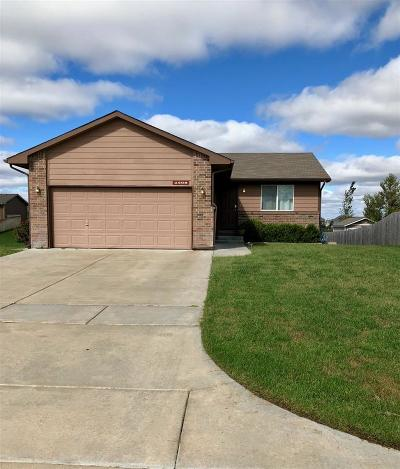 Goddard Single Family Home For Sale: 2508 E Casey Dr