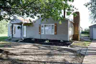Augusta Single Family Home For Sale: 9423 SW Hwy 54