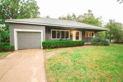 Wichita Single Family Home For Sale: 5026 E Blake St