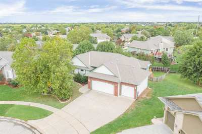 Derby Single Family Home For Sale: 1724 E Pine Grove Ct