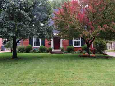 Wichita Single Family Home For Sale: 122 N Parkwood Ln
