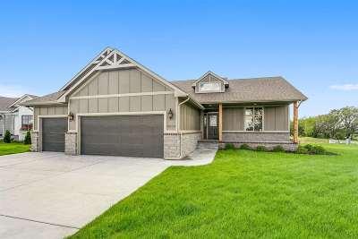 Wichita Single Family Home For Sale: 8203 E 33rd Ct South