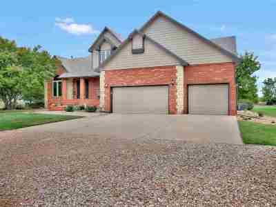 Wichita Single Family Home For Sale: 2250 N Cedar Downs Ln