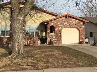 Derby Single Family Home For Sale: 118a S Mary Etta St
