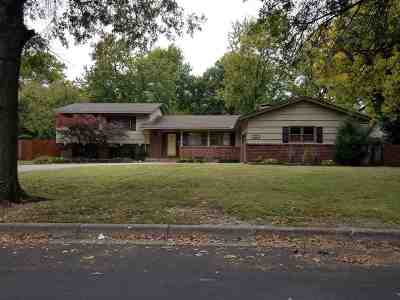 Wichita KS Single Family Home For Sale: $186,500