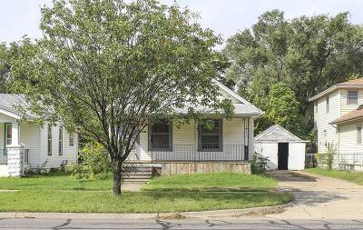 Single Family Home For Sale: 143 N Meridian Ave