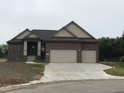 Andover KS Single Family Home For Sale: $345,000