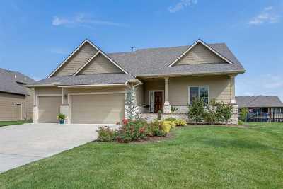 Andover Single Family Home For Sale: 816 N Fairoaks Pl