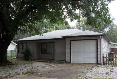 Arkansas City KS Single Family Home For Sale: $44,000