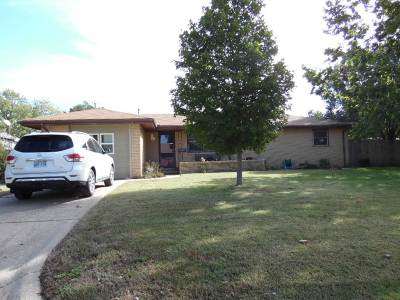 Wellington Single Family Home For Sale: 1513 N Park St