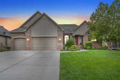 Sedgwick County Single Family Home For Sale: 13005 E Reed's Cove Ct