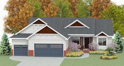Wichita KS Single Family Home For Sale: $339,180