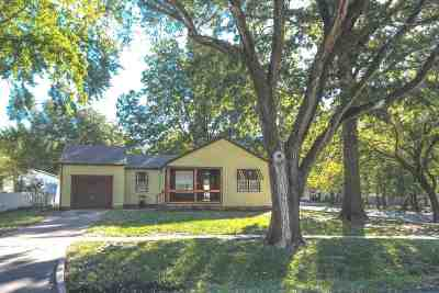 Mulvane Single Family Home For Sale: 516 S Central Ave