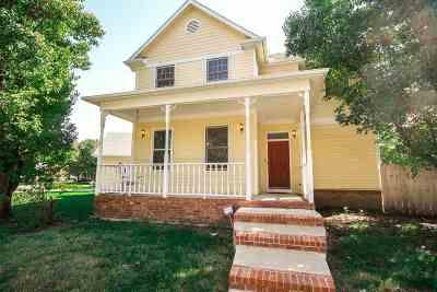 Wichita Single Family Home For Sale: 4018 N Rushwood Cir