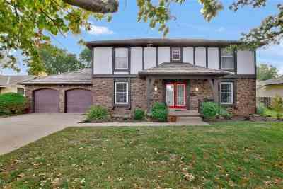 Wichita Single Family Home For Sale: 2104 N Hyacinth