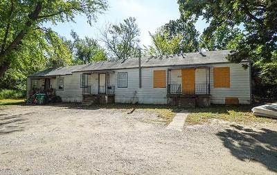 Wichita Multi Family Home For Sale: 2630 S Fees St