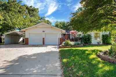 Wichita Single Family Home For Sale: 972 N Murray