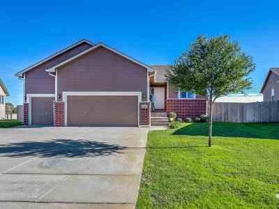 Wichita Single Family Home For Sale: 5505 S Elmhurst Cir
