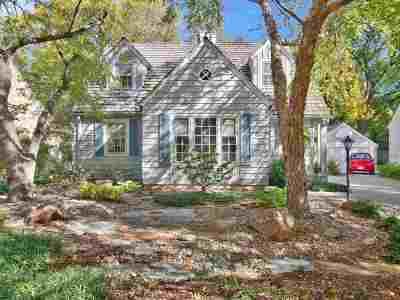 Wichita Single Family Home For Sale: 1450 N Salina Ave