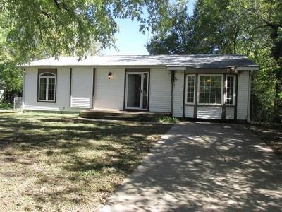 Wichita Single Family Home For Sale: 770 N Custer