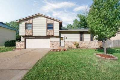 Wichita Single Family Home For Sale: 4813 S Elizabeth Cir