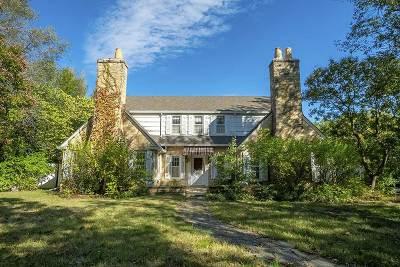 Eastborough Single Family Home For Sale: 4 E Douglas Ave