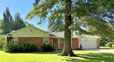 Wichita Single Family Home For Sale: 1266 N Wood