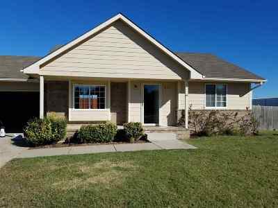 Wichita KS Single Family Home For Sale: $127,500