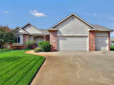 Valley Center Single Family Home For Sale: 1015 N Old Trail Cir