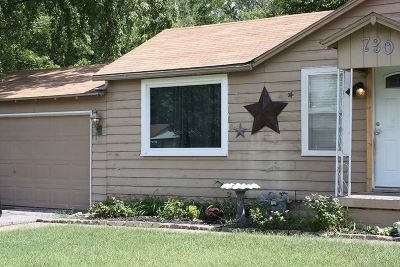 Wichita KS Single Family Home For Sale: $78,500