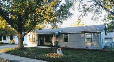 Wichita KS Single Family Home For Sale: $119,900