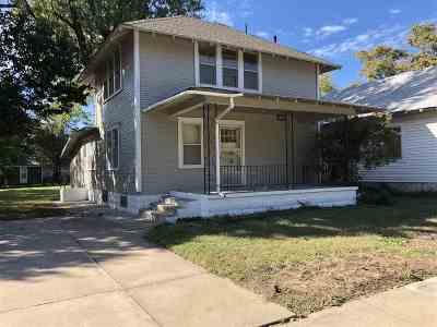 Wichita KS Single Family Home For Sale: $39,900