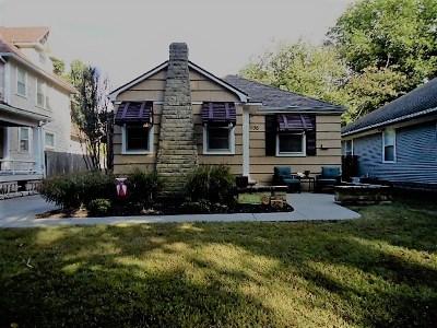 Wichita KS Single Family Home For Sale: $134,900
