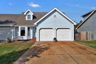 Wichita Single Family Home For Sale: 9818 E Boston Cir