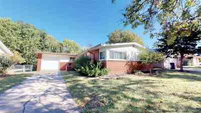 Wichita KS Single Family Home For Sale: $114,900