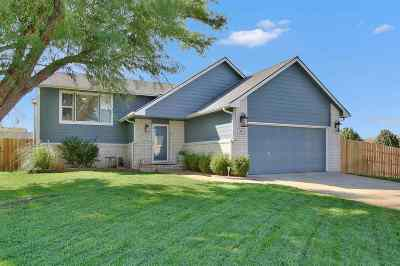 Mulvane Single Family Home For Sale: 407 E Myers Ct