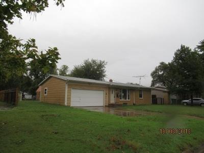 Wichita KS Single Family Home For Sale: $64,900