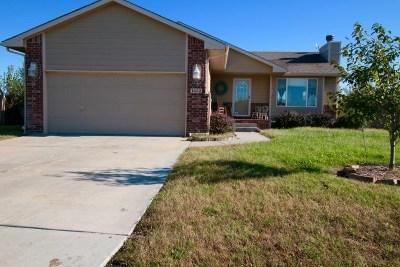 Goddard KS Single Family Home For Sale: $149,900