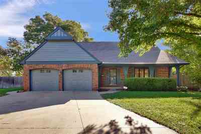 Wichita Single Family Home For Sale: 7531 E Norfolk Cir