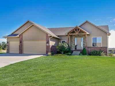 Augusta Single Family Home For Sale: 605 E Stone Lake Cir
