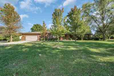 Wichita Single Family Home For Sale: 2900 S 145th St E