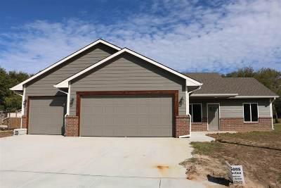 Garden Plain Single Family Home For Sale: 308 W Avenue D