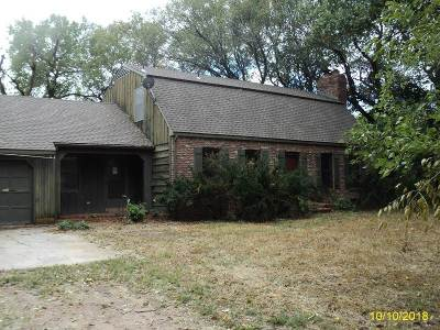 Halstead Single Family Home For Sale: 7201 SW 36th