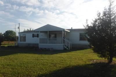 Valley Center KS Single Family Home For Sale: $67,600