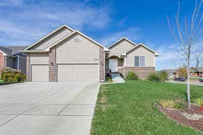 Wichita Single Family Home For Sale: 5009 N Marblefalls