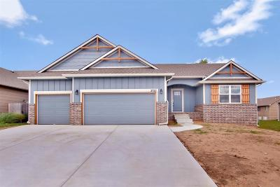 Wichita Single Family Home For Sale: 2722 W 58th Ct N
