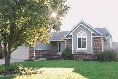 Bel Aire Single Family Home For Sale: 4301 Country Ln