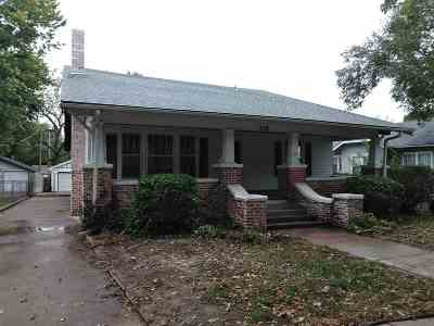 El Dorado Single Family Home For Sale: 115 N Summit St